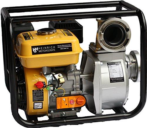 Motorpumpe HMG-BWP-30B 5,2kW (7PS)