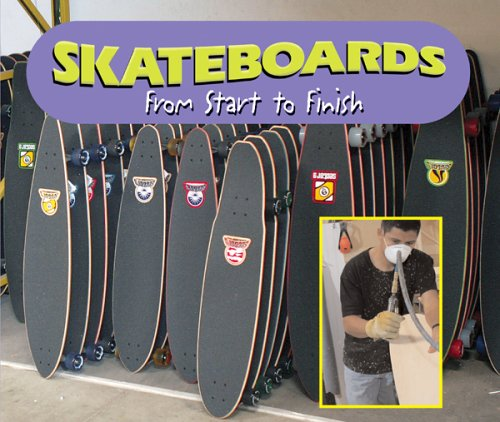 Skateboards (Made in the USA)