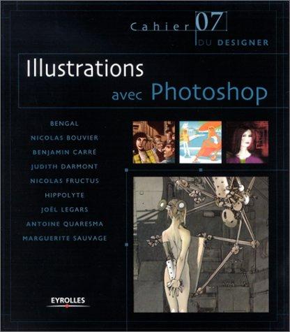 Illustrations avec Photoshop par Collectif