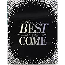 Me & My Big Ideas Stay Positive 2017-2018 Classic Planner, Multi-Colour
