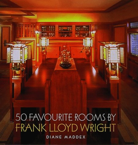 50 Favourite Rooms by Frank Lloyd Wright