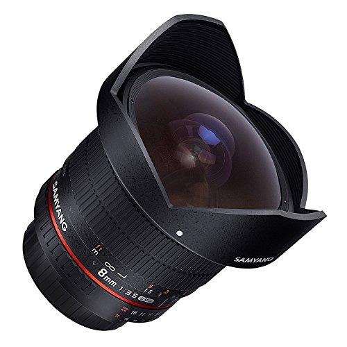 Best Samyang 8 mm Fisheye F3.5 Manual Focus Lens for Samsung NX Reviews