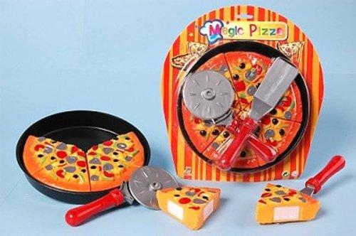 Johntoy 27213 Magic Pizza (Kostüm Pizza Kinder)