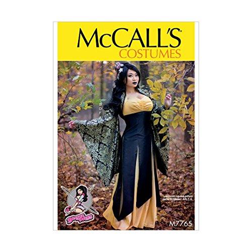 McCall 's YAYA HAN Bolero, Kleid und Rock Kostüm | 6-14Schnittmuster m7765