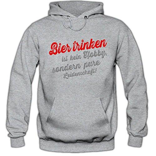 bier-trinken-hoody-bier-hoody-hobby-leidenschaft-herren-kapuzenpullover-farbegraumeliertgrosse3xl