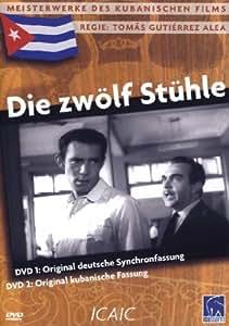 Die zwölf Stühle (NTSC, 2 DVDs)