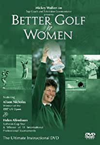 Better Golf for Women [Import anglais]