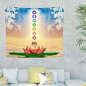 Yoga Mandala arco iris chakras
