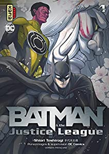 Batman & the Justice League Edition simple Tome 4