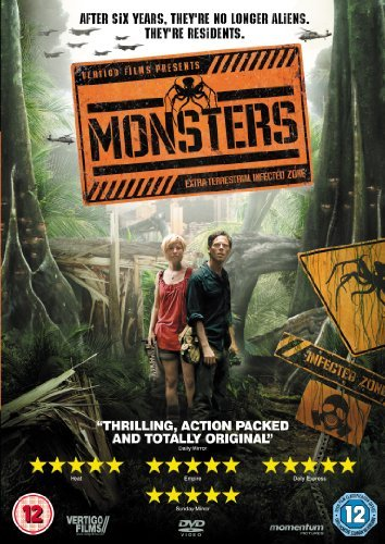 Monsters [DVD] [2010] by Whitney Able