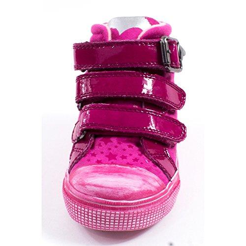 Boots fushia Agatha Ruiz de la Prada 151976C Rose