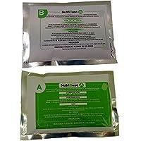 Irisana 72.EG05AB Fertilizante en polvo altamente soluble para hidroponía