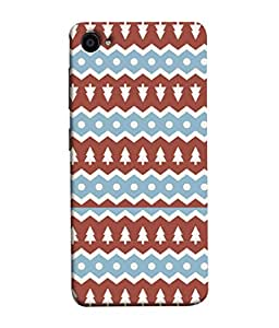 Lenovo ZUK Z2, Lenovo Zuk Z2 Plus Back Cover Tree Icon Fabric Design From FUSON
