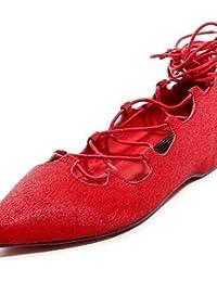 M?hnenb��rste, colore: rosso