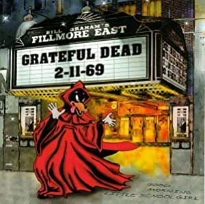 Live At Fillmore East 1969