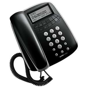 Doro Matra 515C Téléphone Filaire Bibloc avec mains libres Noir