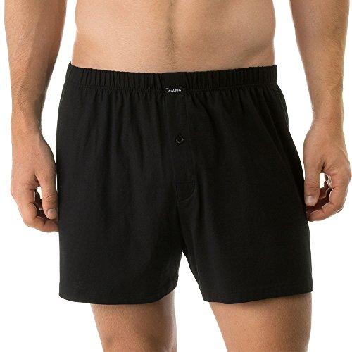 Calida Herren Boxershorts Boxer-Activity Cotton, (schwarz 992), XX-Large (Herstellergröße: Preisvergleich