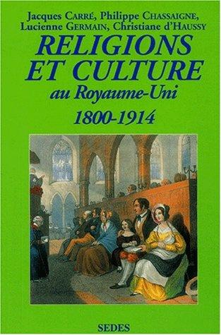 Religions et culture au Royaume-Uni 1800-1914