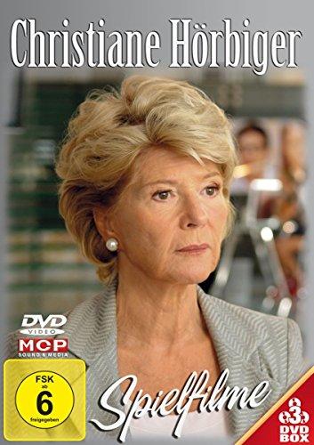 Christiane Hörbiger - Spielfilme - 3DVDs (bestehend aus: Annas zweite Chance, Glücksbringer & Oma...
