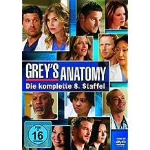 Grey's Anatomy: Die jungen Ärzte - Die komplette 8. Staffel