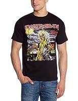 Collectors Mine Herren T-Shirt Iron Maiden-Killers Cover