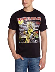 Collector's Mine Iron Maiden-Killers Cover - T-shirt - Homme