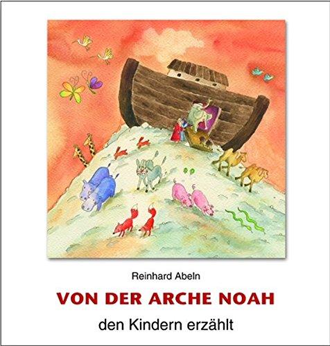 Von der Arche Noah den Kindern (Kinder Kostüme Religiöse)