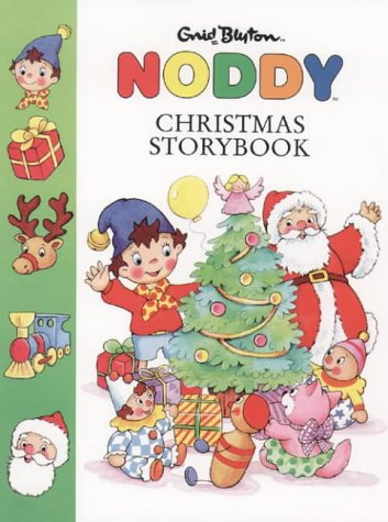 Noddy Christmas storybook.
