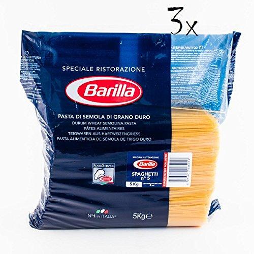Barilla 3X Spaghetti Restaurant Catering Professional