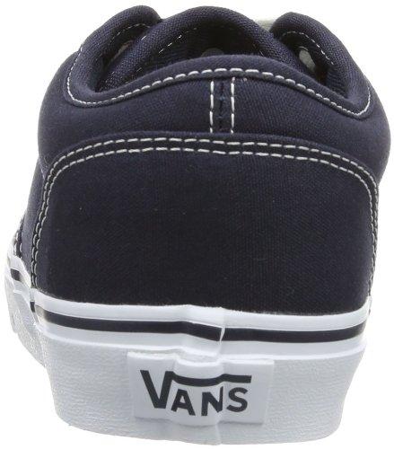 Vans W Atwood, Baskets mode femme Bleu (Navy/Gum)