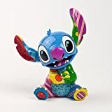 Disney By Britto 4030816 Figurine Stitch Résine 20 cm