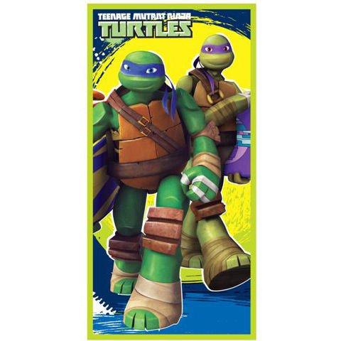 TMNT - Ninja Turtles Leonardo & Donatello Strandtuch