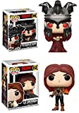 Funko POP! Hellboy: The Queen of Blood + Liz Sherman – Vinyl Figure Set NEW