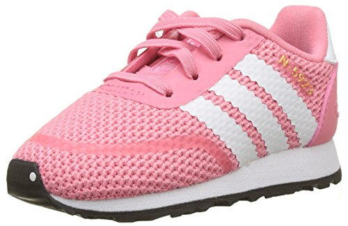adidas Unisex Baby N-5923 EL I Hausschuhe, Pink (Rostiz/Ftwbla/Gritre 000), 22 EU