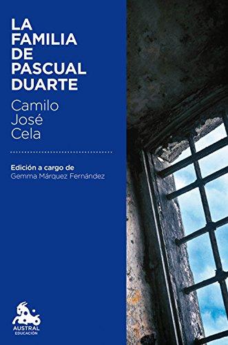La familia de Pascual Duarte por Camilo José Cela