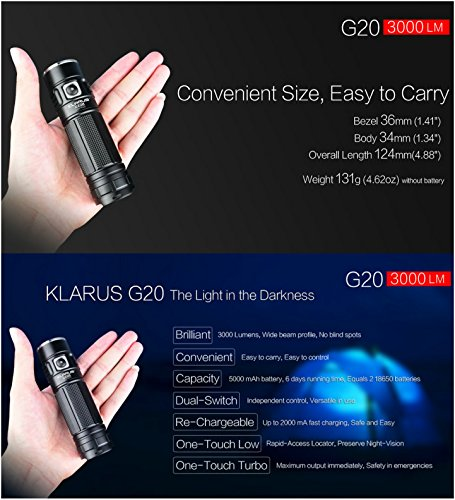 Klarus G20 - 3