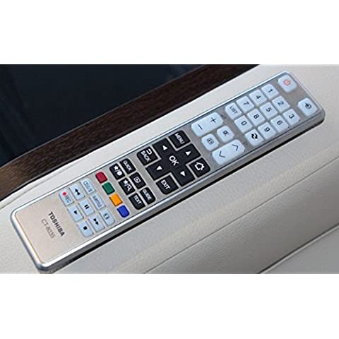 NUEVO A DISTANCIA ORIGINAL TV TOSHIBA CT-8035 CT 8035 48L3433