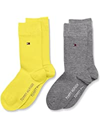 Tommy Hilfiger Th Children Sock Th Basic 2p - Calcetines Niñas
