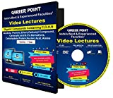 #5: NEET/JEE Video Lectures on DVD : Organic Compounds Containing C,O,H,N (Alcohols, Phenols, Ethers,Carbonyl compound, Carboxylic acid & It's Derivatives, Carbohydrate,Protein,Nucleic Acid, Amine) : by Career Point, Kota Faculty