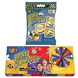 Bean Boozled 3rd Edición 100g y la Bolsa de especial los Minions 54g