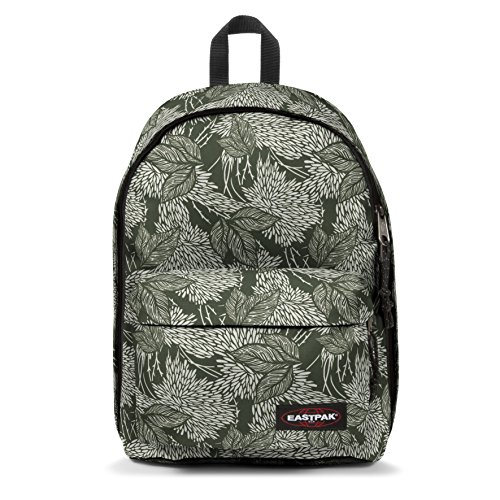 Eastpak out of Office Mochila Infantil, 44 cm, 27 Liters, Verde (Brize Jungle)