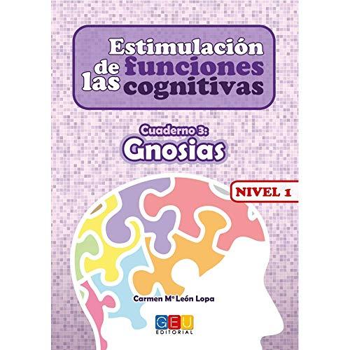 Estimulación de las Funciones Cognitivas - Gnosias - Nivel 1 Cuaderno 3
