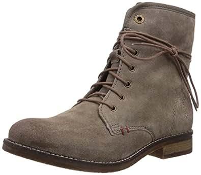 s oliver 25225 damen combat boots schuhe. Black Bedroom Furniture Sets. Home Design Ideas