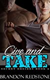 Give and Take (MM First Time Older Man Gay Romance) (Secret Desires Book 2)