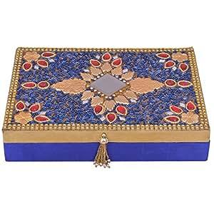 Helvetia Blue Blister Box