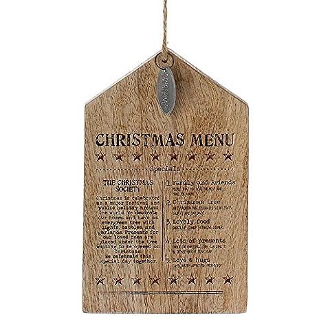 Riverdale Schild Christmas Menu (Happy Tree Friends Christmas Lights)