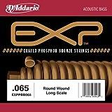"""D'Addario EXPPBB065 EXPXB065SL EXP Einzelsaite für Bassgitarre, mit Nickel beschichtetem Runddraht umsponnen (""""roundwound"""").065"""