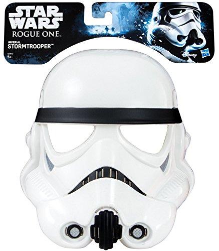 ue One Stormtrooper Kindermaske - Helm für Kinder ab 5 Jahre (Stormtrooper Kostüme Für Kinder)