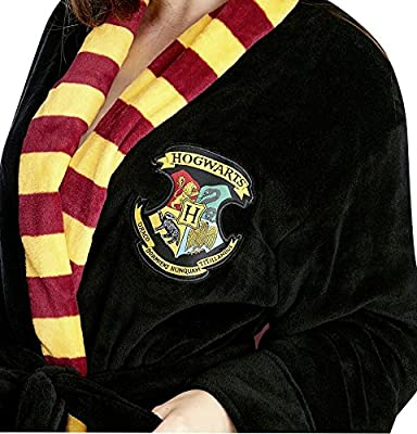 Harry Potter Bathrobe Hogwarts