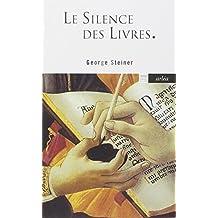 Le Silence des livres